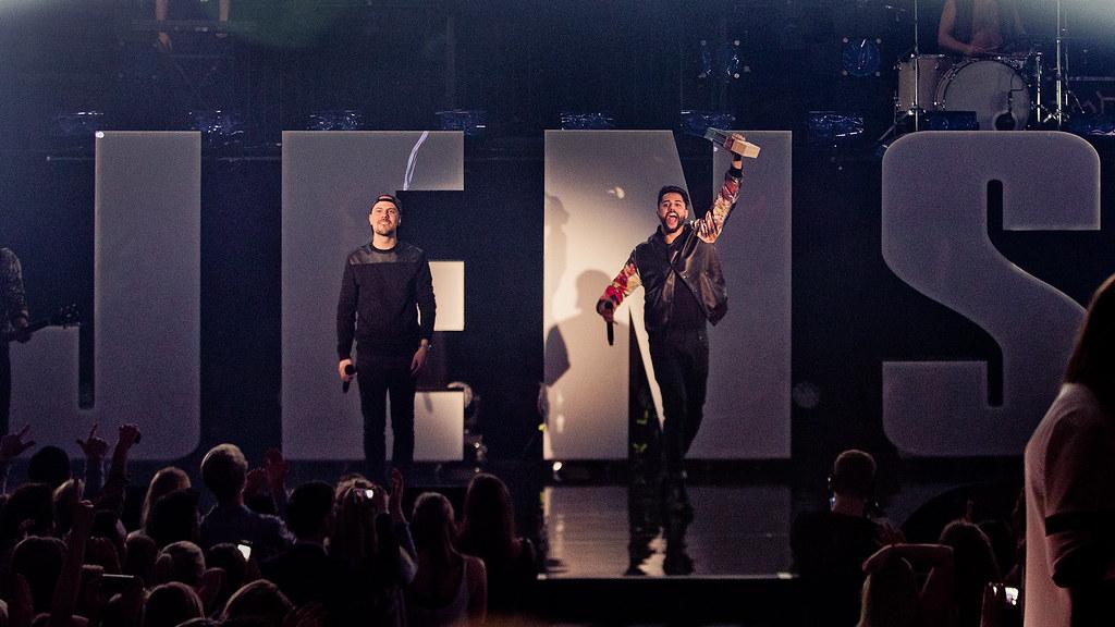 P3 Gull 2013 - Karpe Diem, vinner av P3-prisen