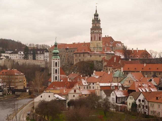 Cesky Krumlov en República Checa