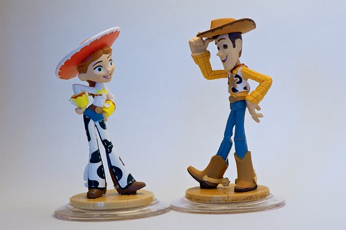 Woody en Jess (Toy Story) | by houbi