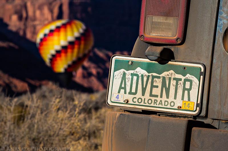 ADVENTR Balloon