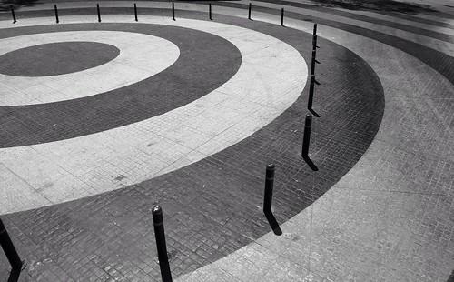 Círculos asfalticos