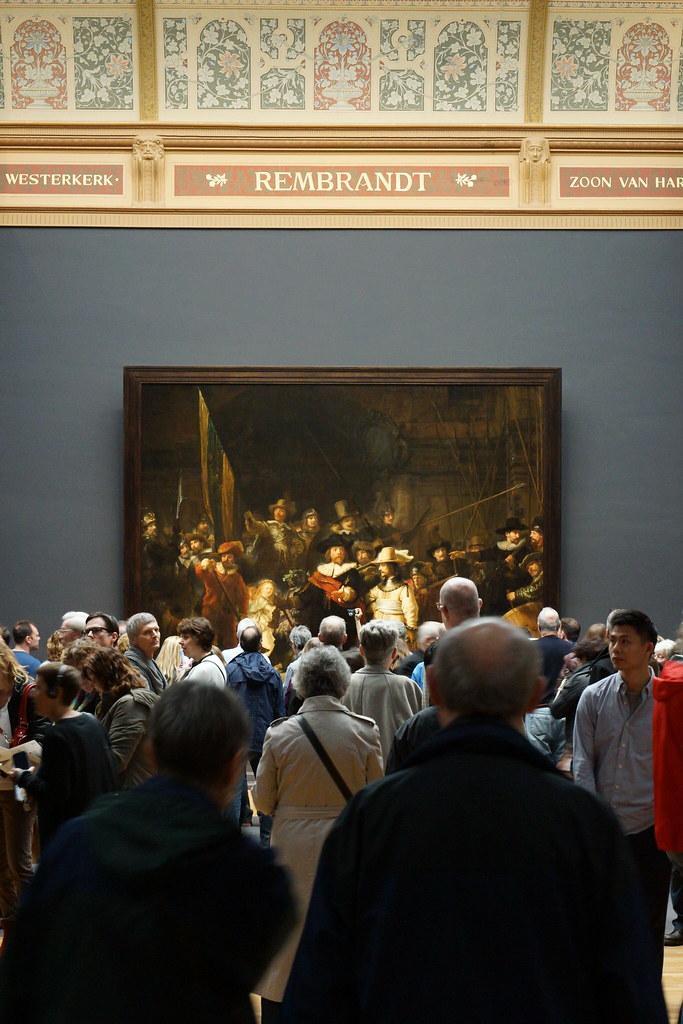Probably the most famous painting in the world