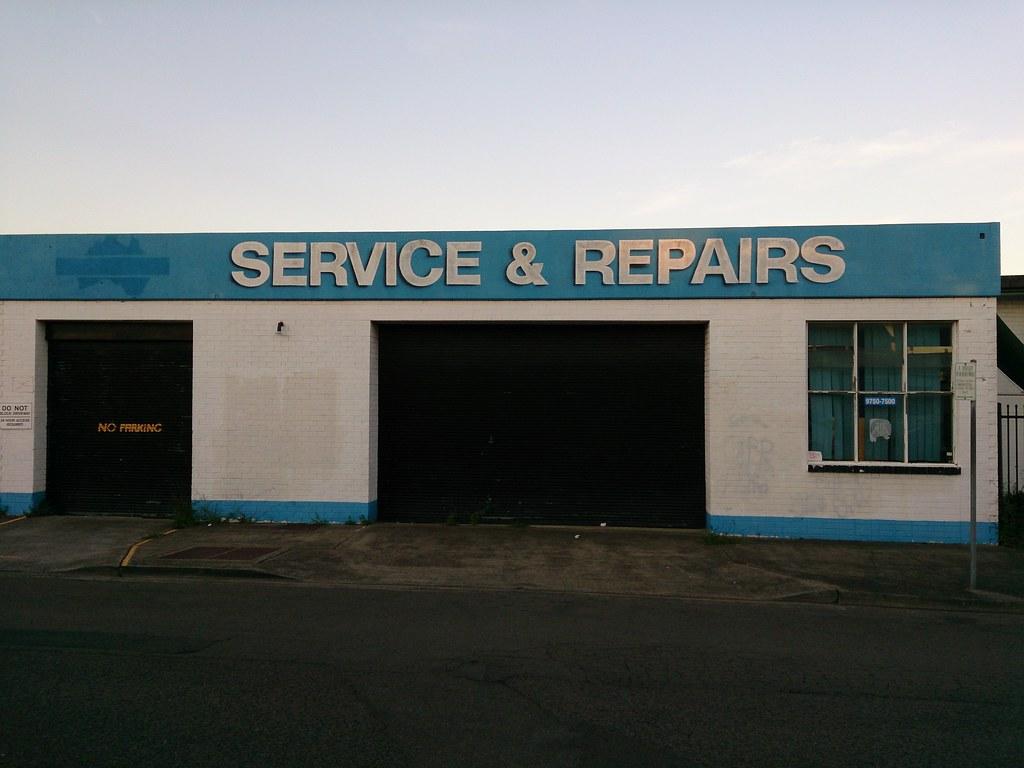 Garage - Lakemba, NSW.