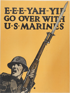 E-E-E-YAH-YIP, Go Over with U.S. Marines
