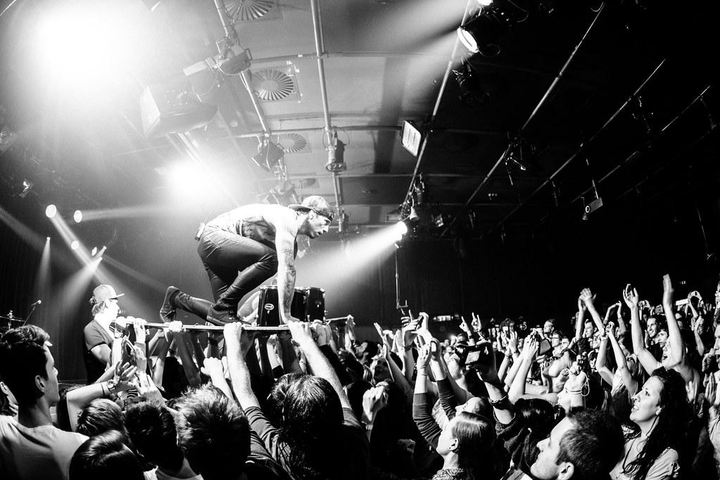 Twenty One Pilots Live Concert @ Ancienne Belgique Bruxelles-6116