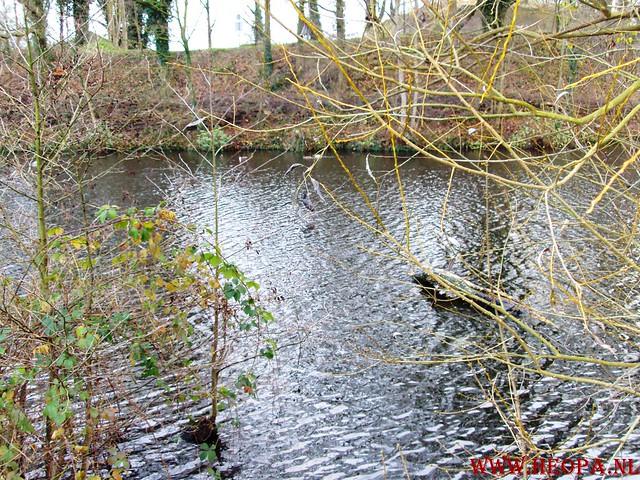 12-12-2009    Winterwandeling  De Bilt 25 Km  (6)