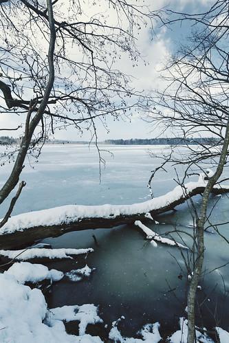 frozen water | by David Schiersner