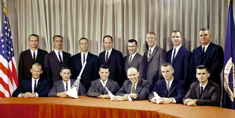 Astronaut Group 3