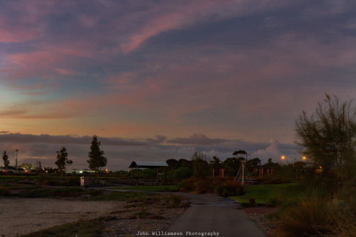 longexposure playground clouds sunrise landscape outdoor australia adelaide southaustralia pelicanpoint