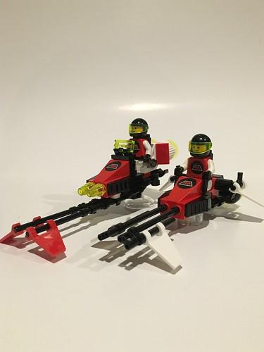 M-Tron themed speeder bike | by aminster85