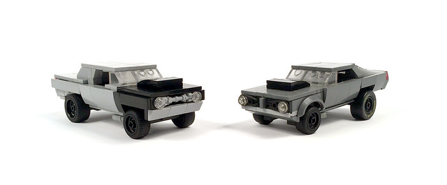 1968 Dodge Dart and Plymouth Barracuda Super Stock