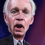 Ron Johnson - Caricature
