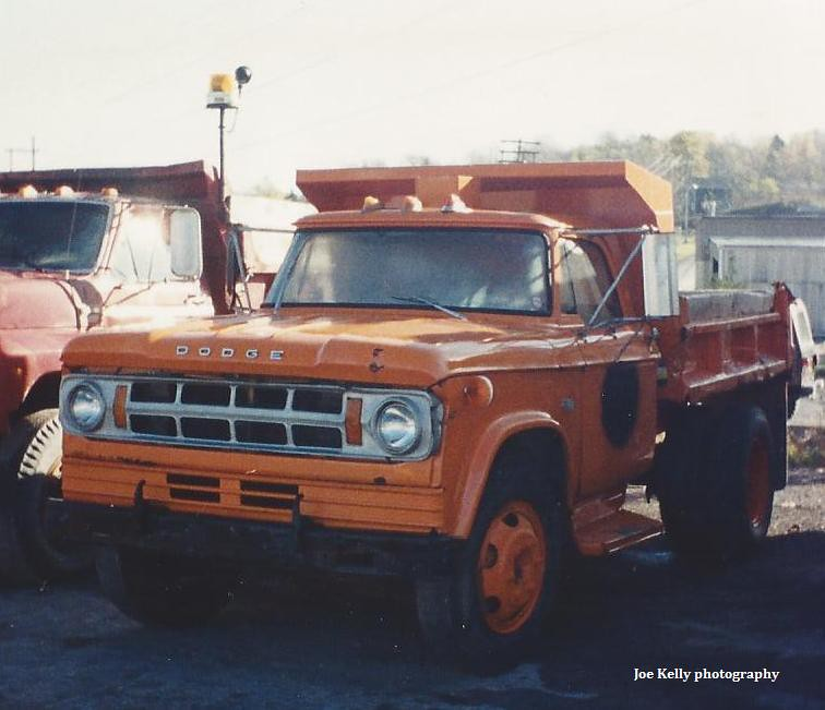 67 dodge truck engine
