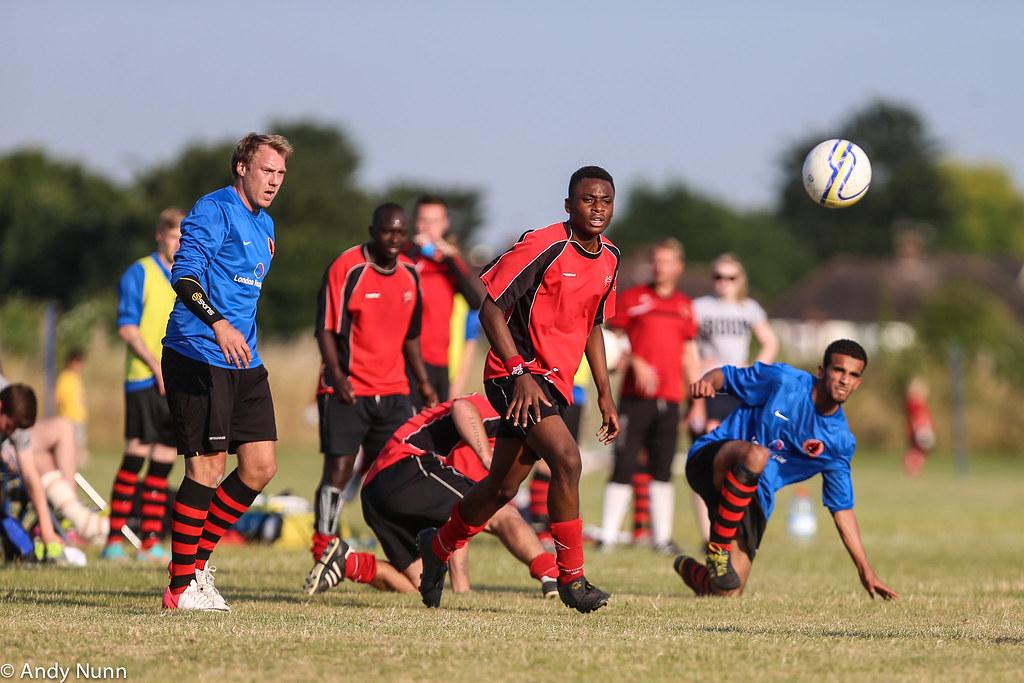 Bedfont Sports 4 Harefield Utd 1 Pre-Season Friendly