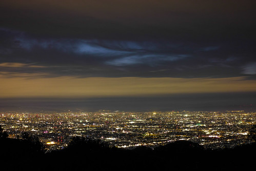 autumn japan night cloudy september getty osaka nightview crazyshin 2013 大阪夜景 十三峠 dp2m sigmadp2merrill 20130906sdi5586 9687564750