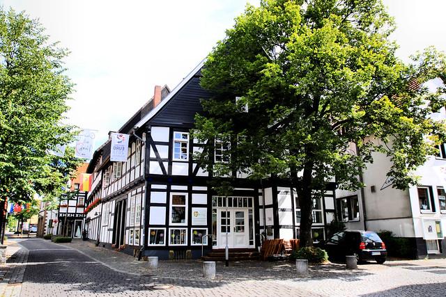 Fachwerkhaus - Halle Westfalen 04