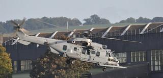 Eurocopter EC-725R2 Caracal  2789 / SJ - French Air Force - Royal Air Force Benson