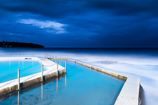 South Curl Curl Pool | by -yury-