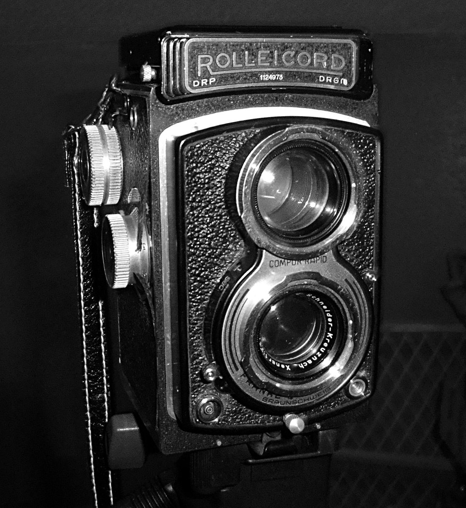 Rolleicord IIe Model 6