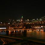 Empire State Building form Booklyn bridge