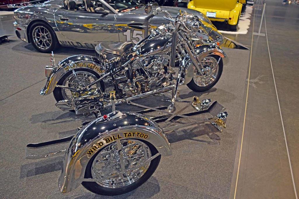1966 Harley Davidson Shovel Head | Motor Cycle Hauler Owner … | Flickr