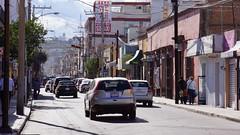 Street in Durango, México