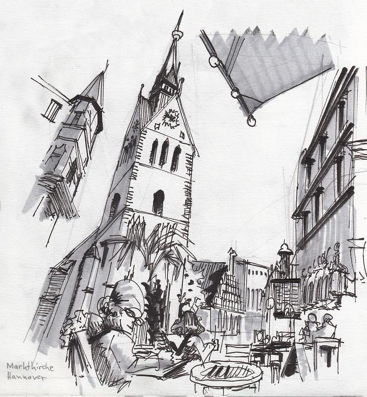 Hannover 2 Marktkirche