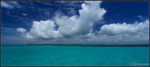 nature canon eau turquoise bleu ciel nuage 1022 guadeloupe lagon caraïbe pointeàpitre 60d