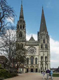 Cathedral of Our Lady of Chartres, 1220 | by Tigra K