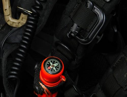 Condor Compact Assault Pack w/ 5-1 Survival tool, Grimloc, Taclink