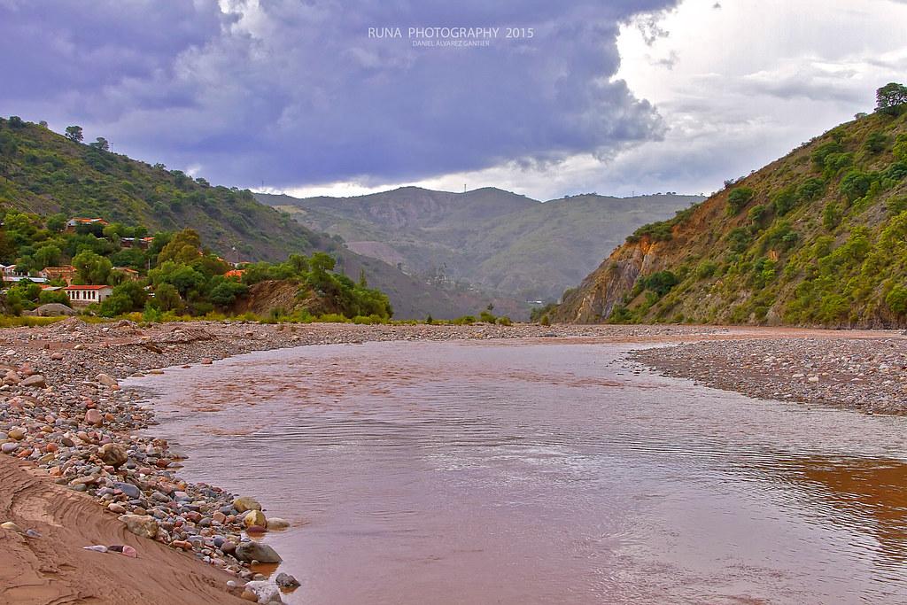 Cachimayo river