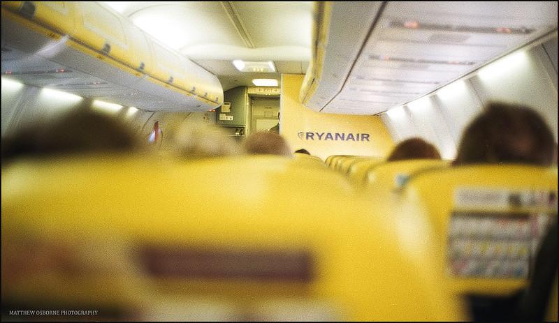Ryanair Flight to Poland!