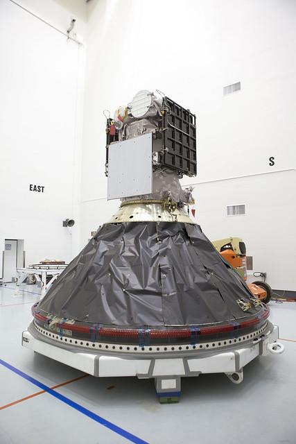 DSCOVR Launch Preparations Near Completion