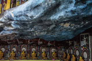 Sri Lanka. Bandarawela. Dowa Rajamaha Viharaya.