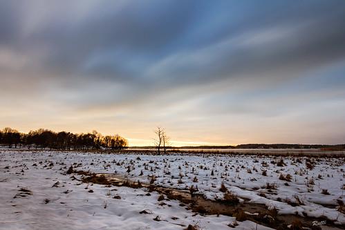 longexposure sunset snow clouds landscape stockholm nd 1022mm canon550d