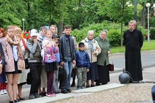 Паломничество в Санкт-Петербургскую митрополию 140