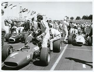 1968 Grand Prix, Auckland.