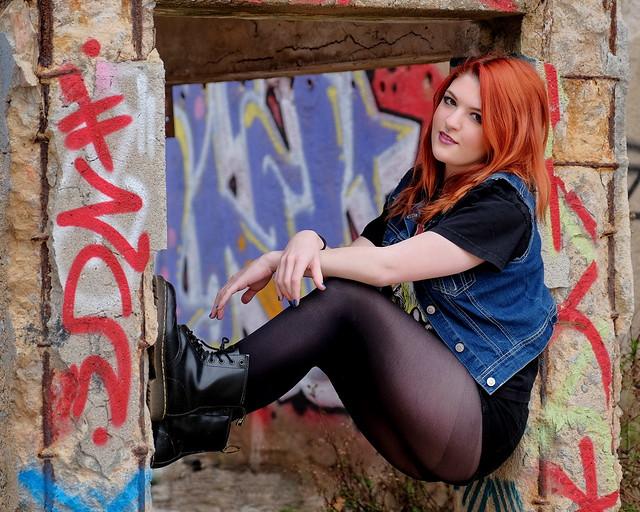 Serie Rockfitis - Claire 13