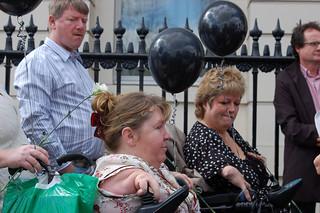 Thalidomide Children born in Brazil. (Photo from UK)