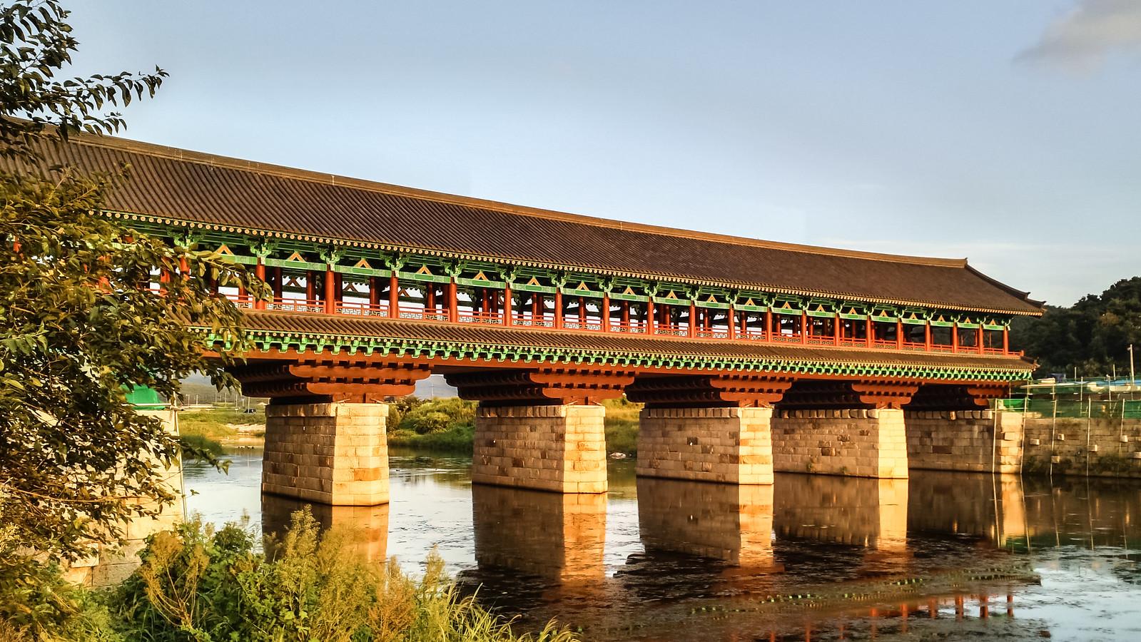 월정교[Woljeong-gyo(bridge), Gyungju, South Korea] | 월정교[Woljeo ...