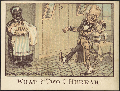 2 - What? Two? Hurrah! [front] | by Boston Public Library