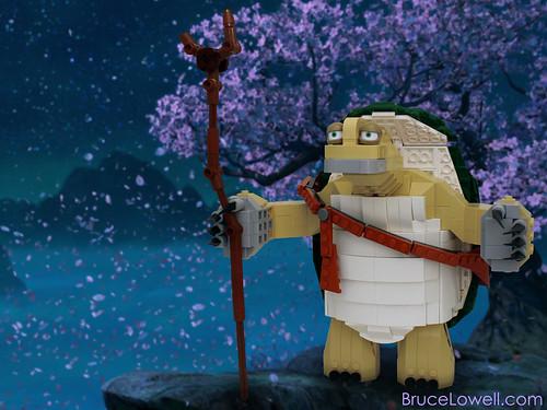 LEGO Master Oogway | by bruceywan