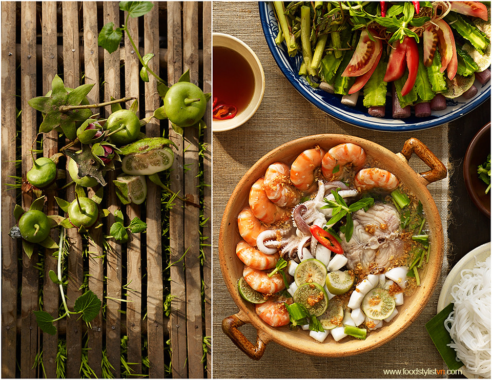 Lẩu trái bần - Vietnam Food Stylist