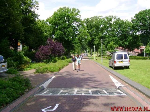 1e dag Amersfoort  40 km  22-06-2007 (50)