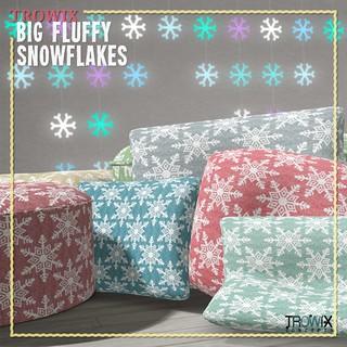 Trowix - Big Fluffy Snowflakes MP