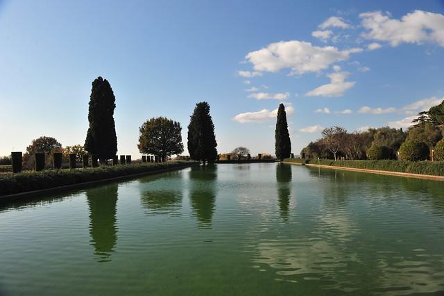 Villa Adriana, Tivoli, Italy 834