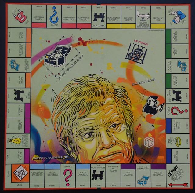 Bernard Tapie   Monopoly
