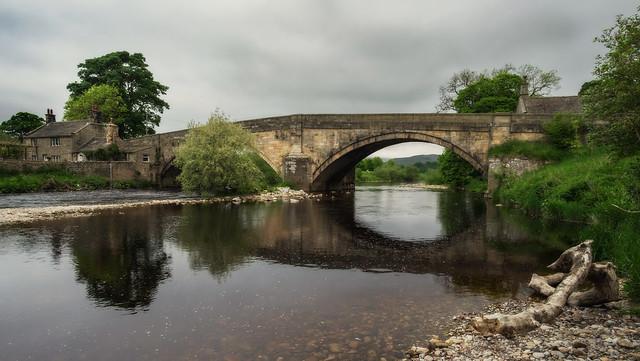 A Bridge Not Too Far ... North Yorkshire