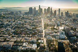 Cityscape of Los Angeles ©Thomas Roberts | by Thomas Roberts_TRStudios