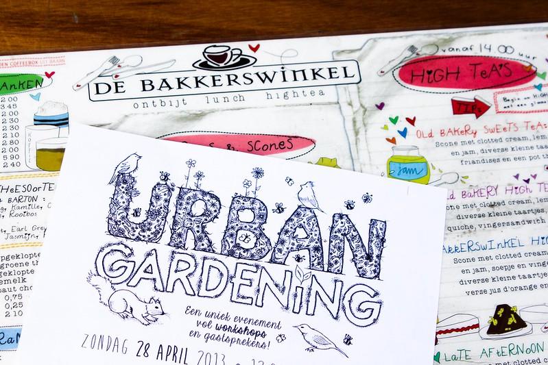 Urban Gardening Event